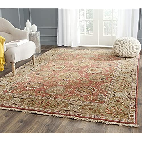 Lovely Hand Knotted Wool Rugs: Amazon.com PT82
