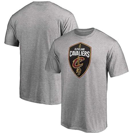 HS-YAN Cleveland Cavaliers Superior Jerseys del Baloncesto ...
