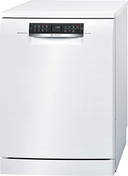 Bosch Serie 6 SMS68TW00E lavavajilla Independiente 14 cubiertos A+ ...