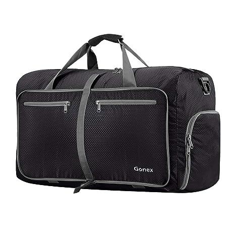 Gonex 60L Foldable Travel Duffel Bag for Luggage b6b4e78d16513