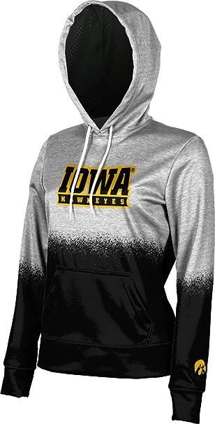 School Spirit Sweatshirt ProSphere Rowan University Girls Pullover Hoodie Spray Over