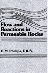 Flow and Reactions in Permeable Rocks Hardcover
