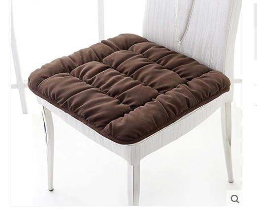 GYX cojín relleno cojín Sofa en madera, comedor silla cojín ...