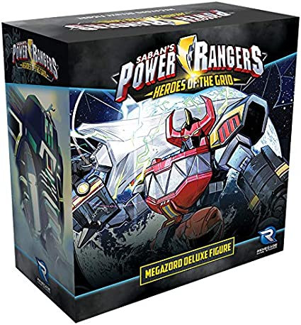 Power Rangers Heroes of the Grid Ranger Dice Set Renegade Game Studios