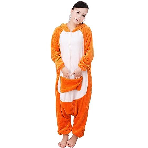 Yimidear Unisex Adult Kigurumi Onesie Kangaroo Pajamas Animal Cosplay Costume Sleepwear (S)  sc 1 st  Amazon.com & Amazon.com: Yimidear Unisex Adult Kigurumi Onesie Kangaroo Pajamas ...