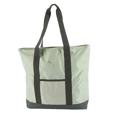 2314db203b Amazon.com  Puma Womens PV1679 Cambridge Tote Bag Grey-Grey  Shoes
