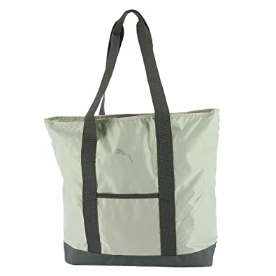 992a95410cb9 Amazon.com  Puma Womens PV1679 Cambridge Tote Bag Grey-Grey  Shoes