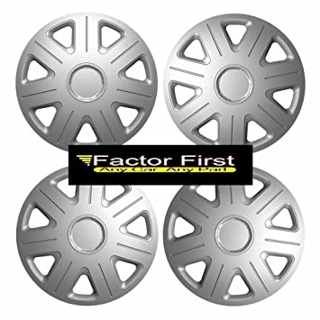 RENAULT MEGANE CC (2002-2010) 15 Inch luxury Car Alloy Wheel Trims Hub Caps Set of 4: Amazon.co.uk: Car & Motorbike