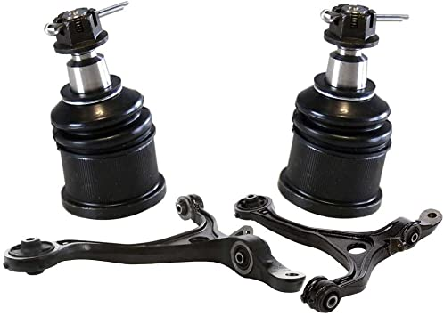 Prime Choice Auto Parts CAK1274-97 Pair of Front Lower Control Arms with Ball Joints