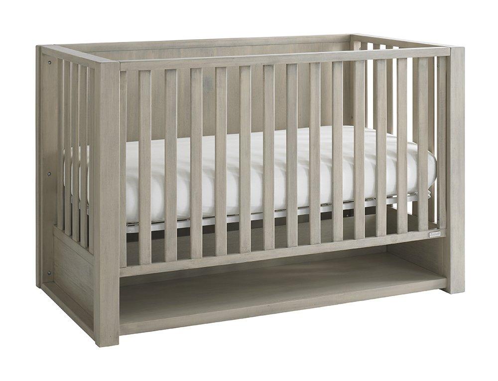 Bassett Baby & Kids Destin 4-in-1 Crib in Taupe by Bassett Baby & Kids (Image #1)