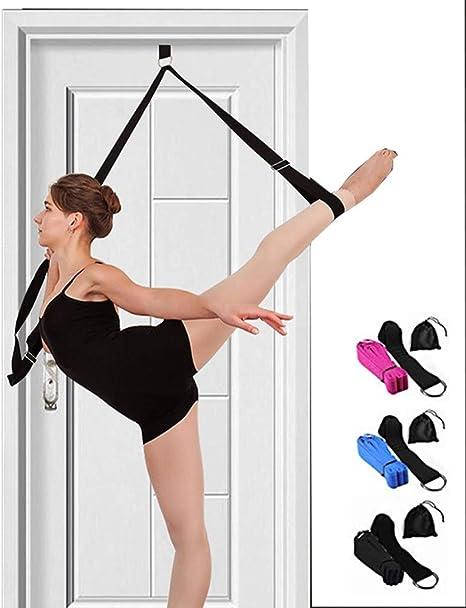 SAHWIN® Ballet Yoga Elástico Cinturón Elástico Correa De Estiramiento Ejercicio Fitness Bandas Casa O Gimnasio Pie Elástico Bandsballet,Azul: Amazon.es: Deportes y aire libre