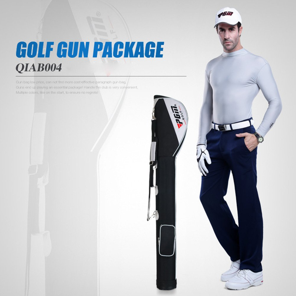 PGM Golf Gun Package Golf Practice Bag Clubs Bag #CQIAB004----Nylon Material,store 3-5 Clubs by PGM (Image #1)