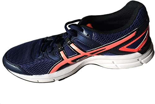 Asics Gel-Galaxy 8, T575Q 5223, Womens Running Shoes, Medieval/Fiery Coral/ Black, UK 6 / EU 39.5: Amazon.es: Zapatos y complementos