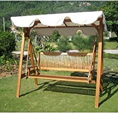 6 Best Outdoor Patio Swings With Canopy Reviews 2019