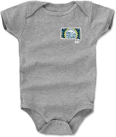 Infant Girl and Boy South Dakota  /'Made./' Cotton One Piece Bodysuit