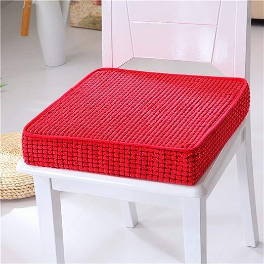 Almohadillas de terciopelo para silla de comedor, cojines ...
