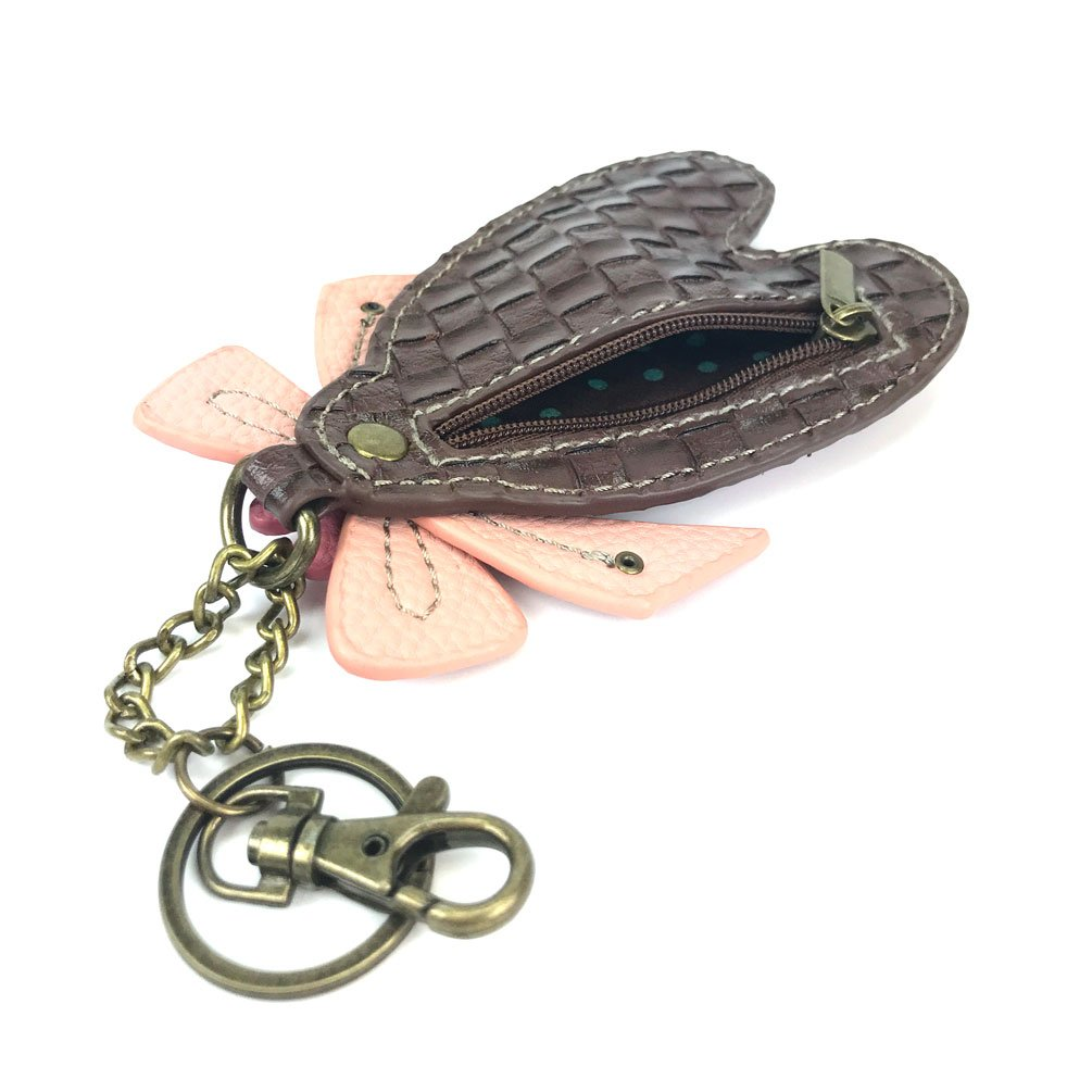 Decorative Coin Purse//Key-Fob CHALA Spring Collection New