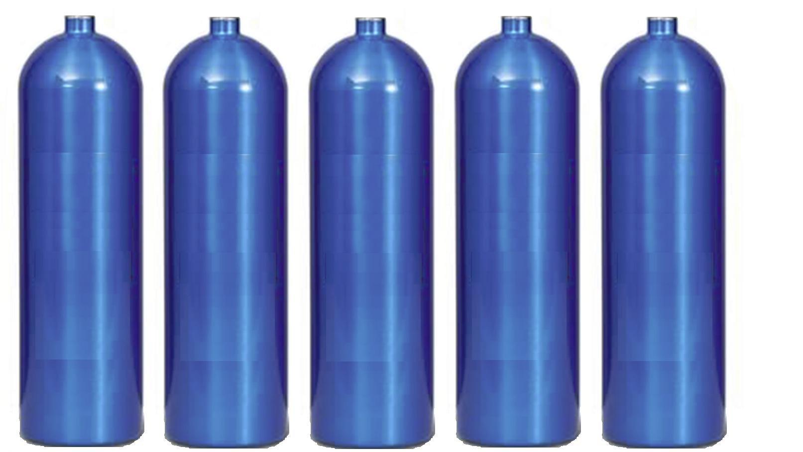 6 Sigma 5 Refills Microburst Nitrous Oxide NOs XL Cartridge 20 cc Bottles