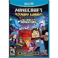 Minecraft: modo historia: la aventura completa - Wii U