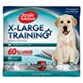 Simple Solution Extra Large Dog Training Pads, 28x30, 50 ct from Out International