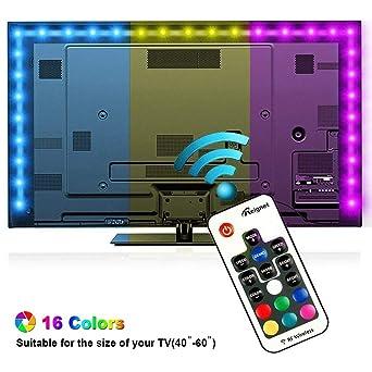 Led Tv Beleuchtung | Led Tv Hintergrundbeleuchtung Led Stripes Usb Tv Beleuchtung