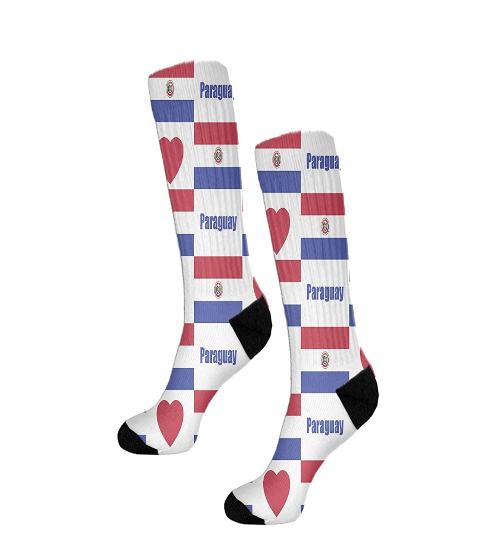 Amazon.com: Paraguay Flag Heart Pattern 11