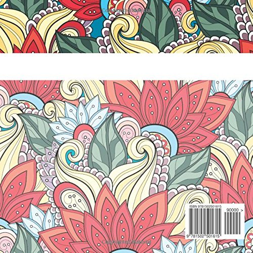 Detailed Designs Beautiful Patterns Adult Coloring Book Volume 55 Sacred Mandala And Books For Adults Amazoncouk Lilt