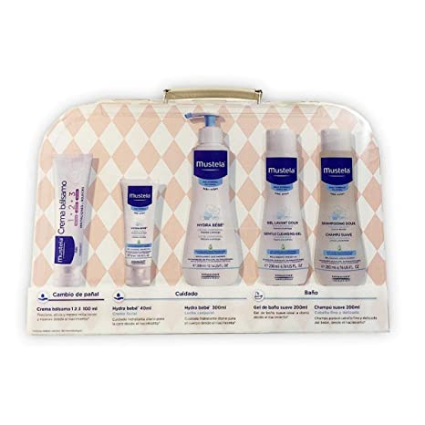 Mustela, Gel y jabón - 840 ml.