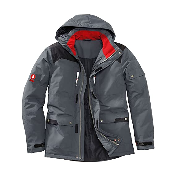 Parka Premium Schwarz Einfach Zu Verwenden Kleidung