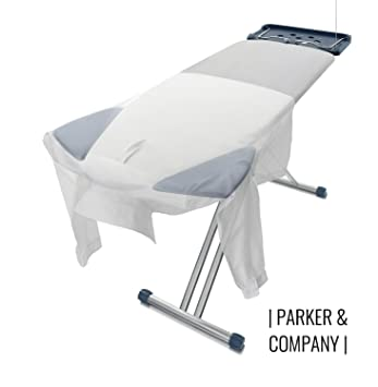 Amazon.com: Parker Extra Wide Ironing Pro Board with Shoulder Wing ... : wide ironing board for quilting - Adamdwight.com
