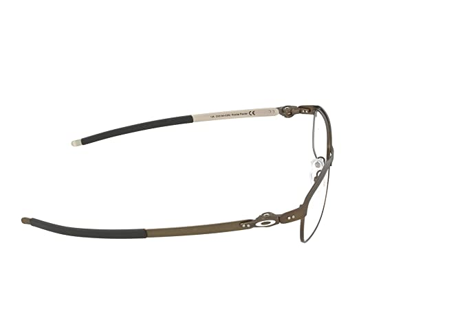 94c75f2c80d Amazon.com  Oakley Tincup OX3184-0252 Eyeglasses Powder Pewter 52  Shoes