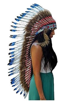 amazon com oma indian inspired headdress native american style