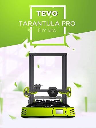 Tevo Tarantula Pro The Most - Kit de impresora 3D para ...