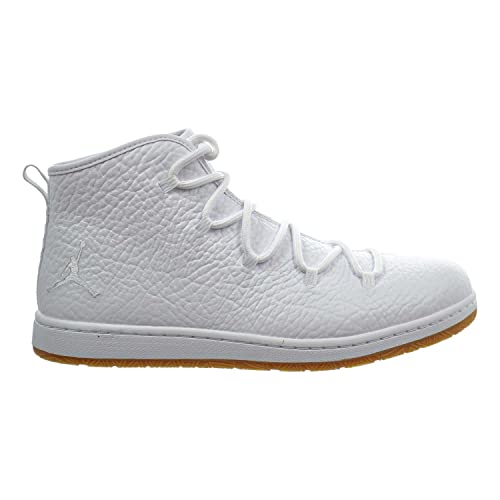 new style 385ff 4a4f7 Jordan Galaxy Men s Shoes White White Gum Light Brown 820255-102 (11.5