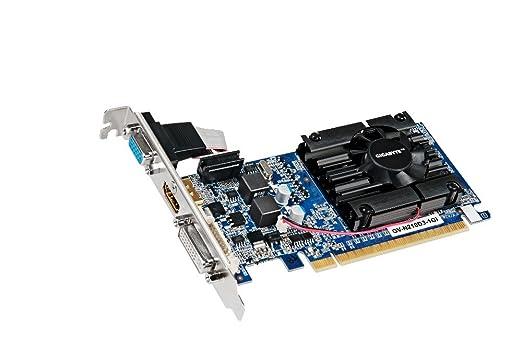 Amazon.com: Gigabyte GeForce 210 1 GB DDR3 PCI Express 2.0 ...