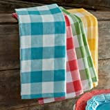 Manan high Density Kitchen Napkin, Kitchen Towel in Pure Cotton 50x50cm (Pack of 6)