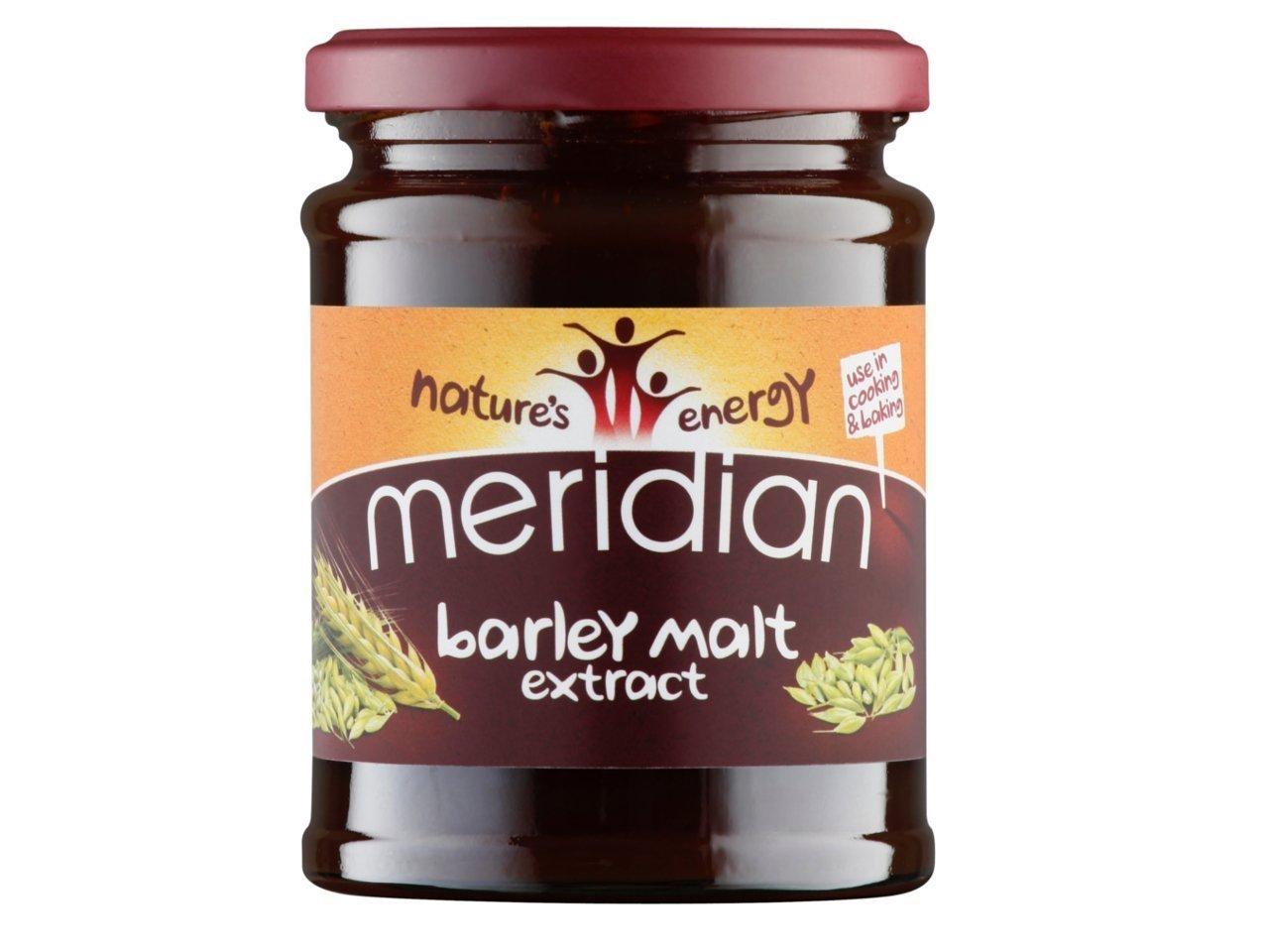 Meridian Org Barley Malt Extract 370 g