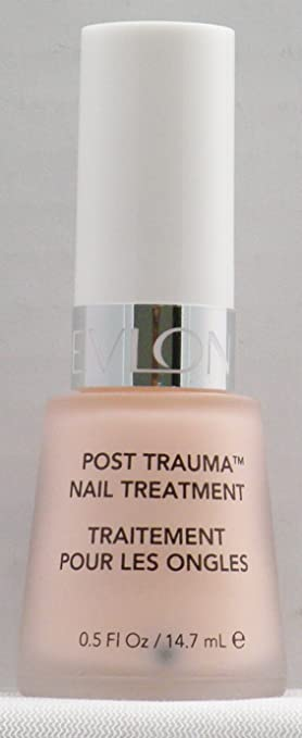 Amazon.com : Revlon Post Trauma Nail Treatment 970 : Nail Growth ...