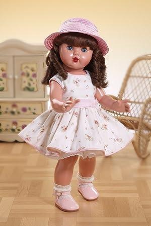 eb9561ef4 Amazon.es  Mariquita Pérez - Vestido Estampado Flores (MP50114)  Juguetes y  juegos