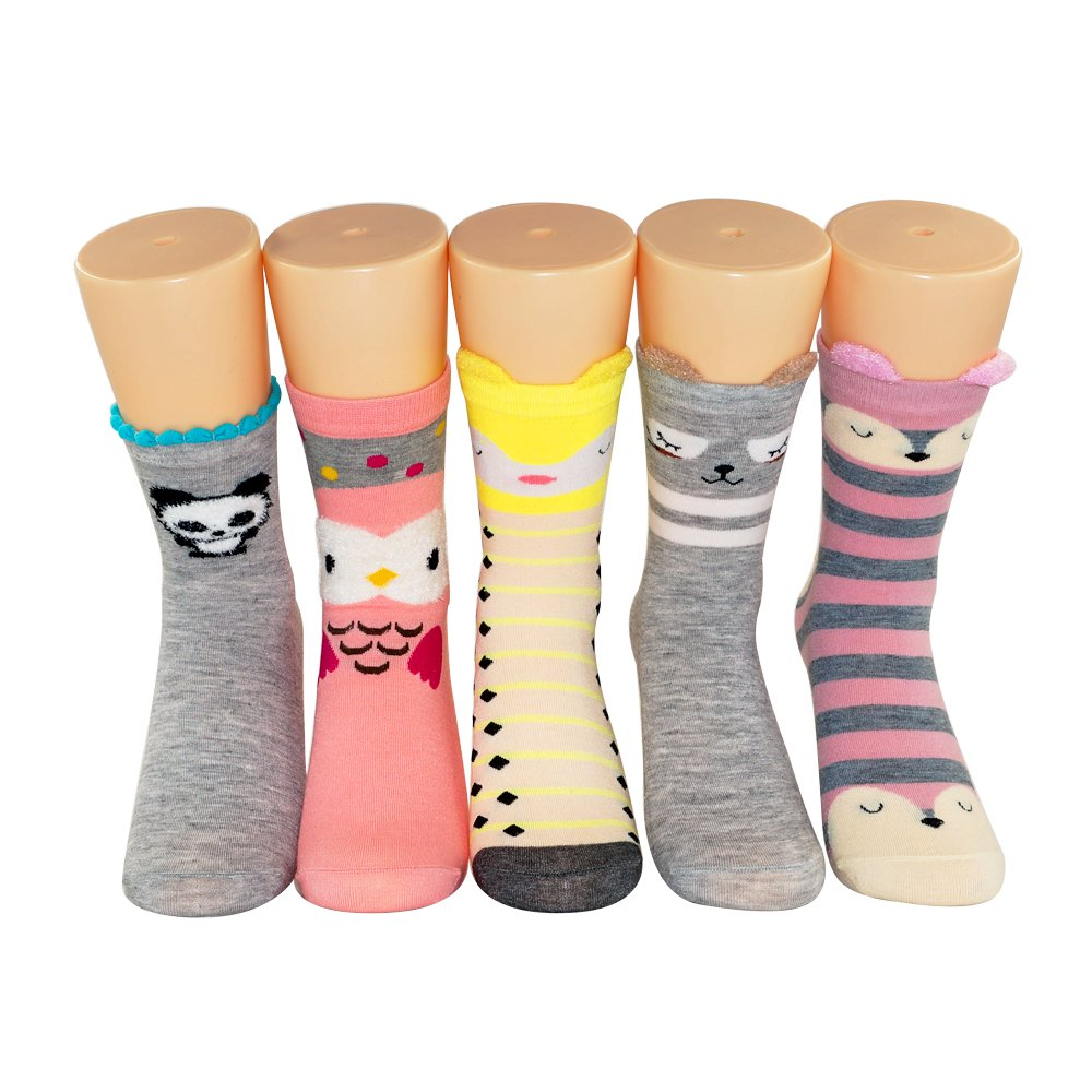 AIMKE Women's Cartoon Socks