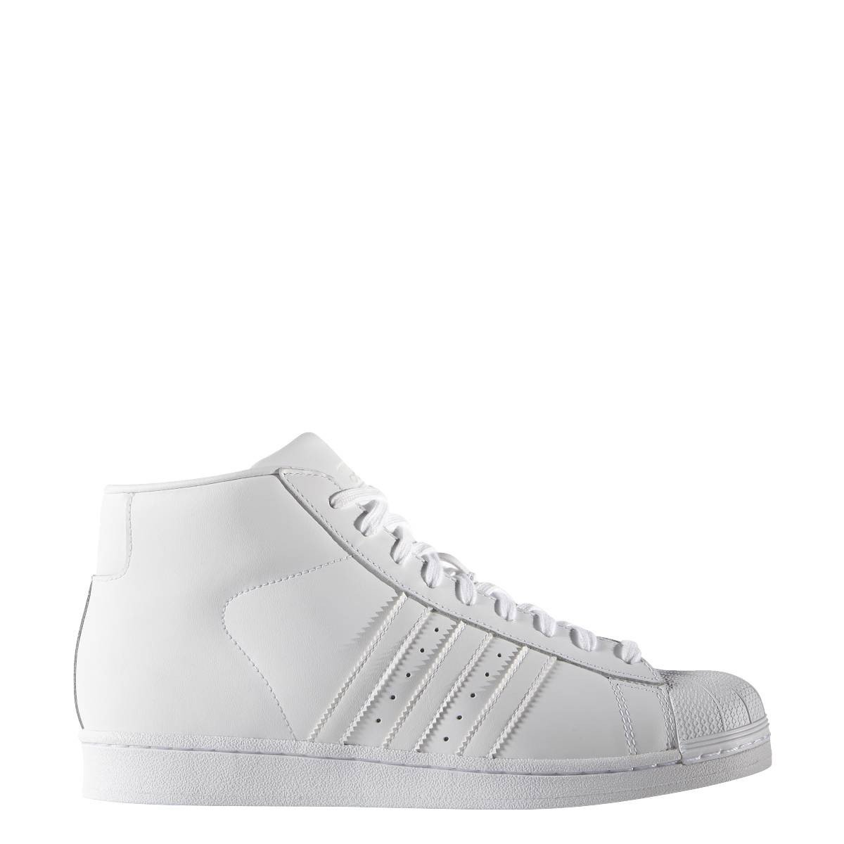 Adidas Originals Superstar Pro Model Schuhe Sneaker Sportschuhe Weiß
