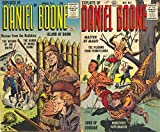 Exploits of Daniel Boone. Issues 3 and 4. Features Rescue from the redskins, island of doom, wizard of the water, Master of magic, sons of courage and ... Golden Age Digital Comics Wild West Western