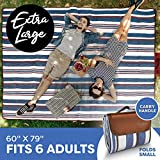 Extra Large Picnic & Outdoor Blanket Dual Layers