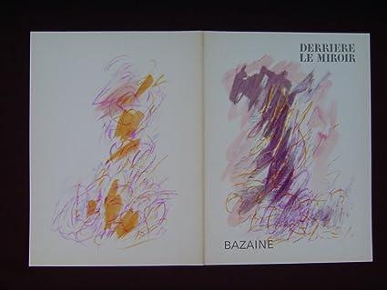 Kunst Maeght éditeur Katalog 1960 Derriere le miroir DLM
