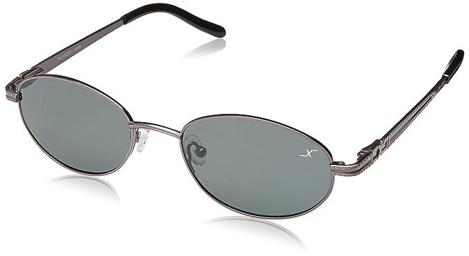 Xezo Unisex Submariner - Gafas de sol 100% titanio polarizadas UV 400. Un excelente accesorio para conducir, jugar a golf o ir en bicicleta.