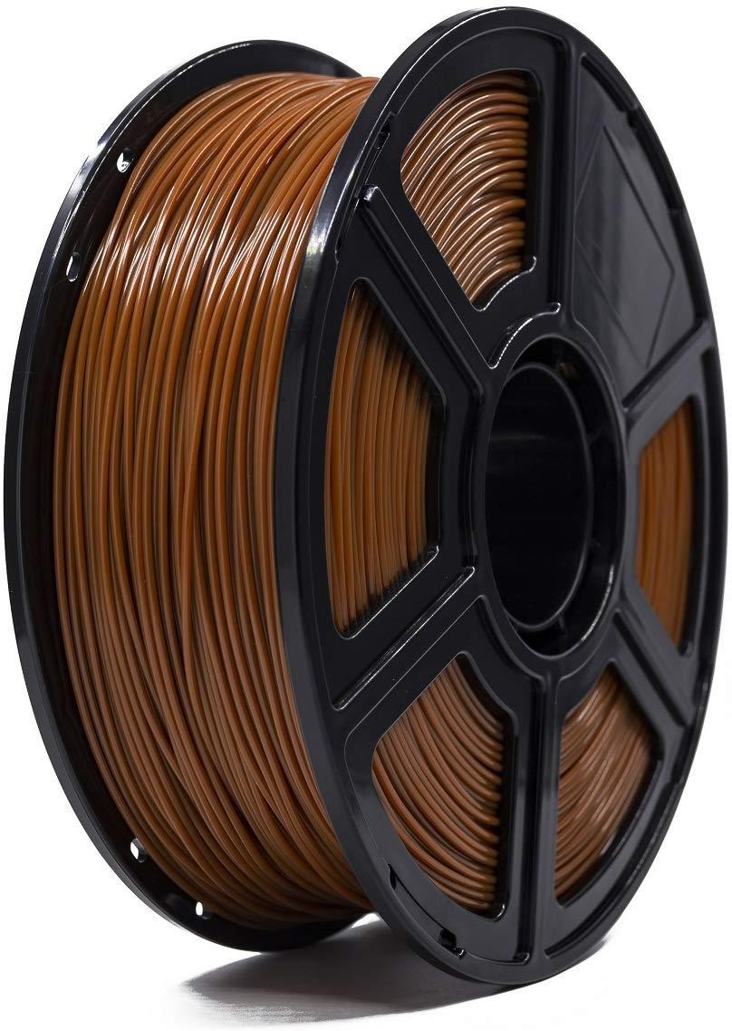 Gearlab PLA 3D Filament 1.75mm Brown, 1 KG Spool, GLB251015 (Brown ...