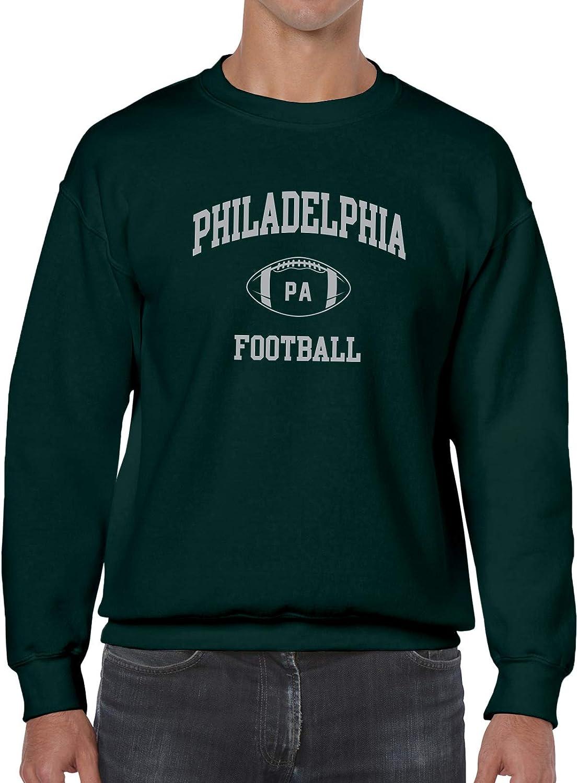 City Classic Football Arch Crew Sweatshirt
