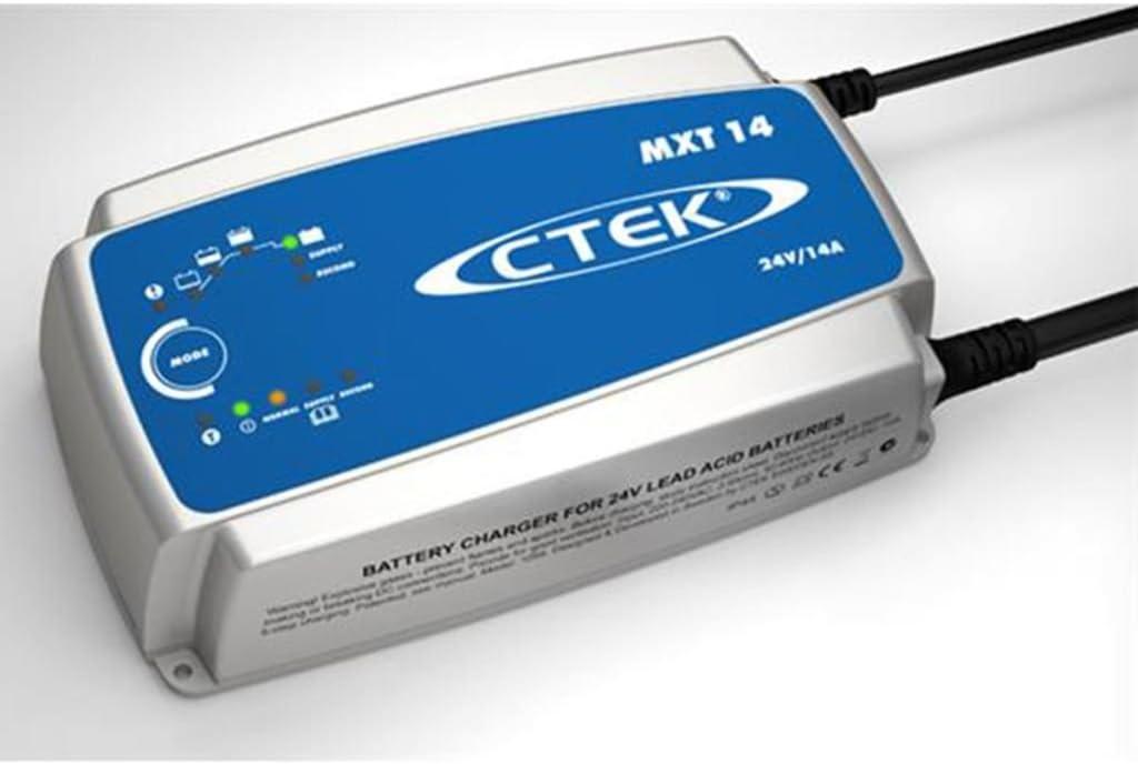 CTEK MXT 4.0 Multi-Funktions Batterieladeger/ä t Mit 8-Stufen Technologie 24V 4 Amp CTEK Power Inc.