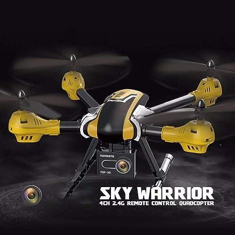 Lzz Drone con cámara HD, 120 ° Gran Angular, Ajuste eléctrico de ...