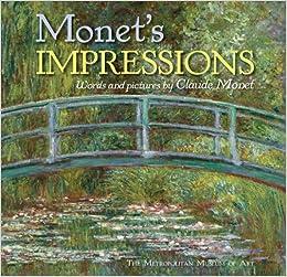 claude monet for the benefit of the metropolitan museum of art
